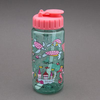 Gourde Sirènes + paille enfants Tyrrell Katz sans BPA