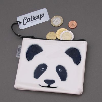 Porte-monnaie Panda Catseye