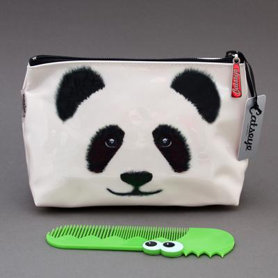Trousse de toilette Panda Catseye