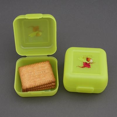 2 petites boites à goûter Fée Crocodile Creek sans BPA