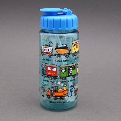 Gourde Trains avec paille enfants Tyrrell Katz sans BPA