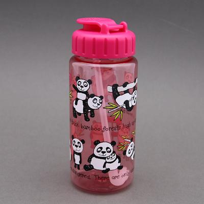 Gourde Pandas + paille enfants Tyrrell Katz sans BPA