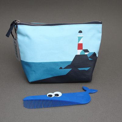 Trousse de toilette enfant Le phare