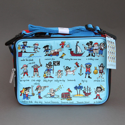 Lunch bag isotherme Pirates