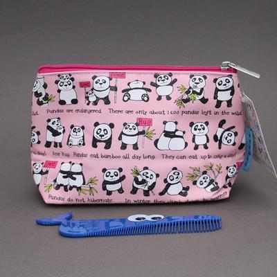 Trousse de toilette enfant Pandas - Tyrrell Katz