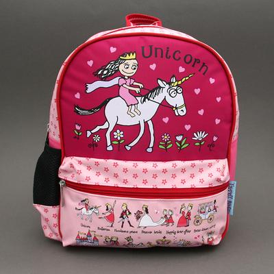 Sac à dos Princesse et licorne