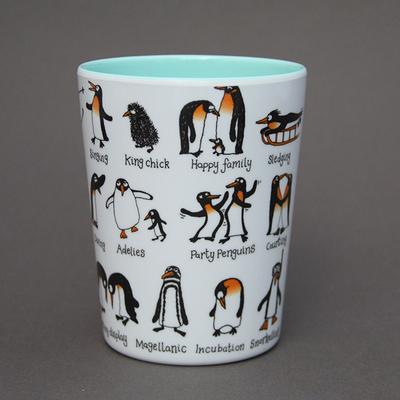 Verre Pingouins