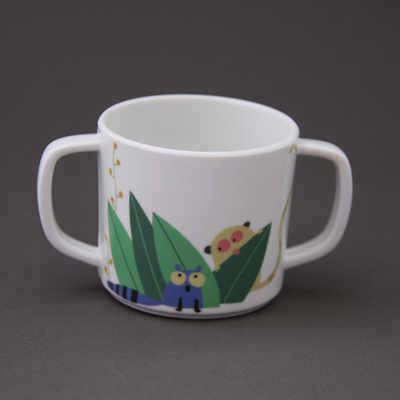 Tasse 2 anses enfant Jungle