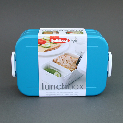 Boite à déjeuner bleue Rosti Mepal sans BPA