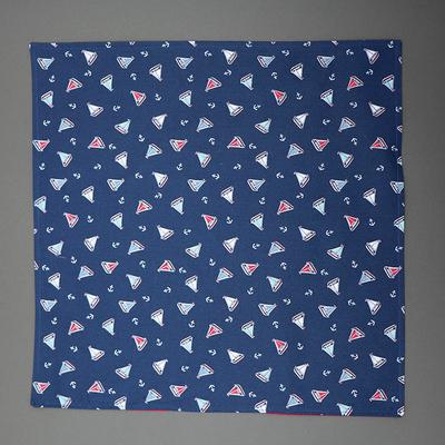 Grande serviette de table Les voiliers