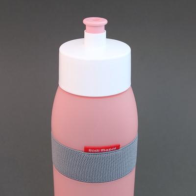 Gourde de sport sans BPA rose