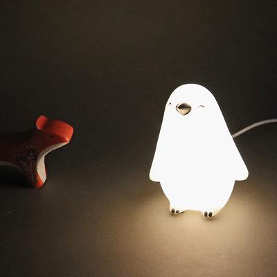 Veilleuse pingouin