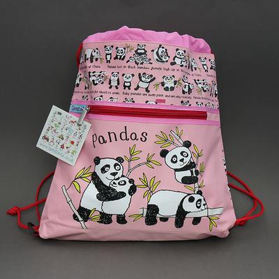 Sac de sport et loisirs enfants Pandas
