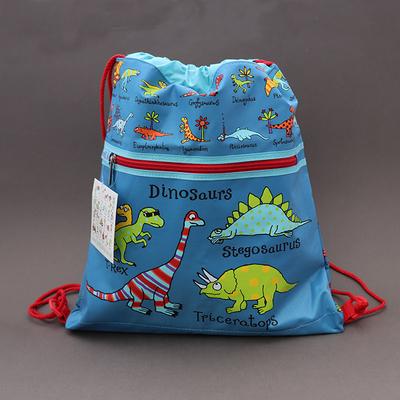 Sac de sport et loisirs enfant Dinosaures