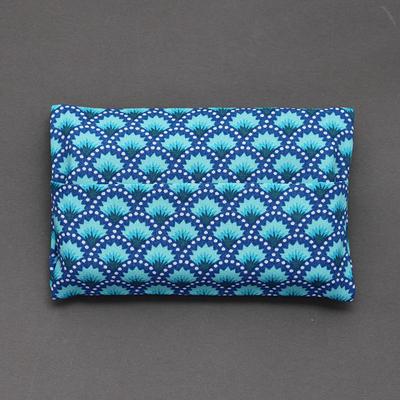 Etui à mouchoirs en Petit Pan Wasabi bleu