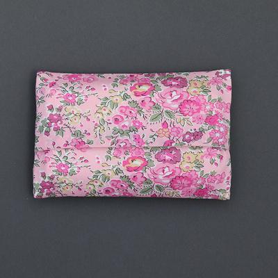 Etui à mouchoirs en Liberty Tatum rose