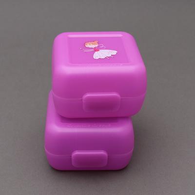 Deux petites boites à goûter sans BPA Les fées danseuses