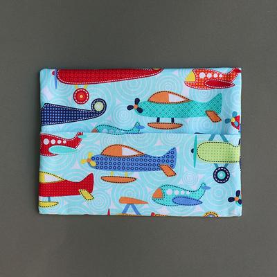 Pochette pour serviette enfant Avions