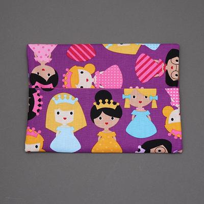 Pochette pour serviette enfant Princesses
