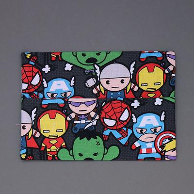 Pochette pour serviette enfant Super héros