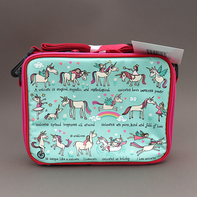 Lunch bag isotherme Licornes