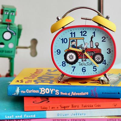 Réveil pour enfant Tracteur
