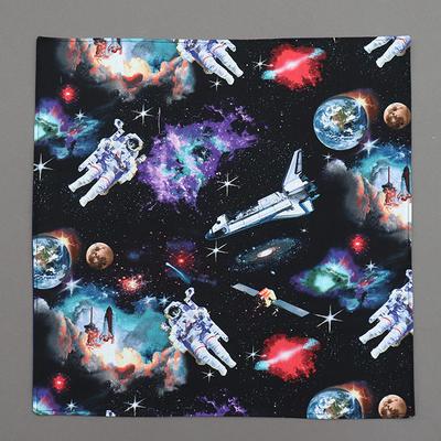 Grande serviette de table enfants Espace