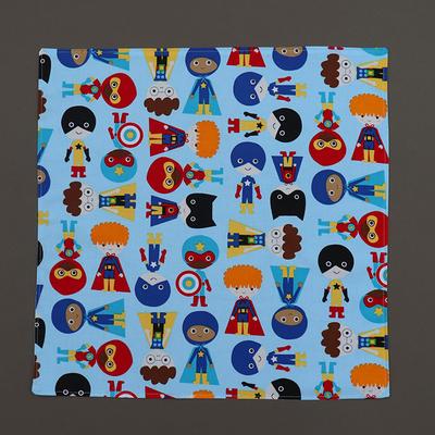 Grande serviette de table enfant Super Héros