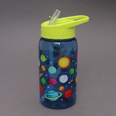 Gourde + paille sans BPA Espace
