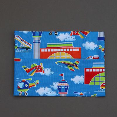 Pochette pour serviette de table enfant Aeroport