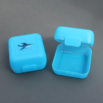 Deux petites boites à goûter sans BPA Les requins