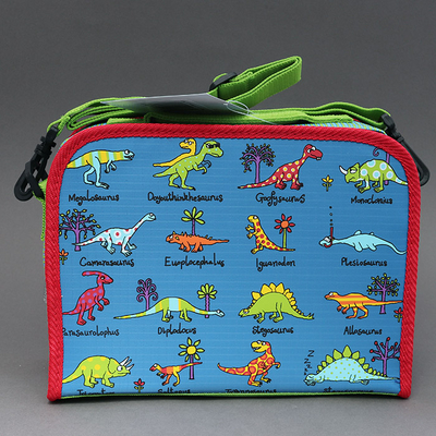 Lunch bag isotherme Dinosaures