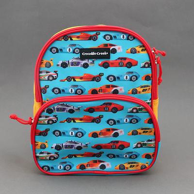 Petit sac à dos pour enfant Voitures de course
