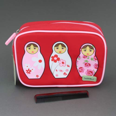 Grande trousse de toilette enfant Matriochkas