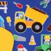 2593-serviette-de-table-enfants-cou-elastique-men-at-work-et-sa-pochette-assortie-lilooka