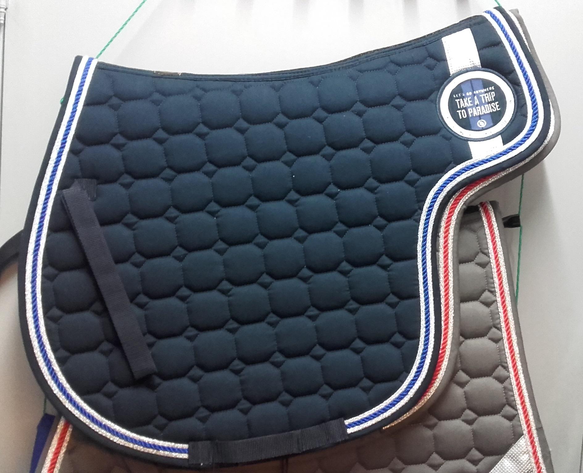 tapis de selle br cormorant obstacle cheval tapis de selle mixtes sellerie de peruwelz