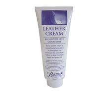 Crème pour cuir Bates.