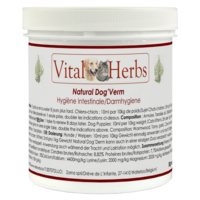 Natural Dog Verm Vital Herbs