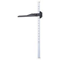 Toise en aluminium 30 - 100 cm