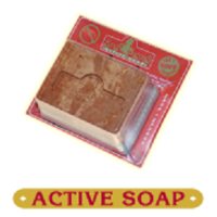 Active soap Kevin Bacon's