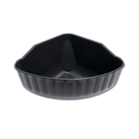 Mangeoire d'angle en plastique