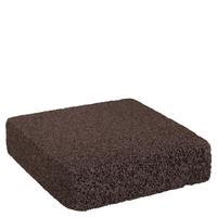 Grooming block, pierre ponce