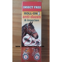 Insect Free BSI roll on anti insectes 60 ml