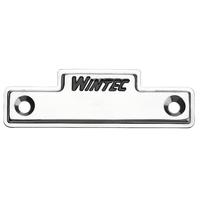 Plaque personnalisable Wintec