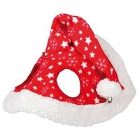 Bonnet de Noël pour cheval Snowflake Bell