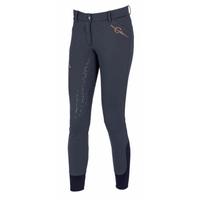 Pantalon Tilda en softshell bleu marine