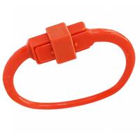 Safe-tie anneau de sécurité pour l'attache