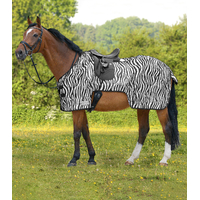 Chemise anti-mouches Zebra pour monter