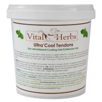 Ultra Cool Tendon Gel vital herb's