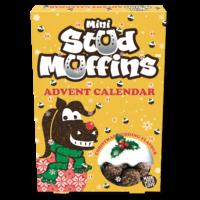 Calendrier de l'Avent mini Stud Muffins